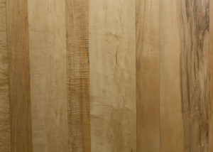 natural colour wide maple flooring