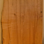 Wide and long hardwood lumber