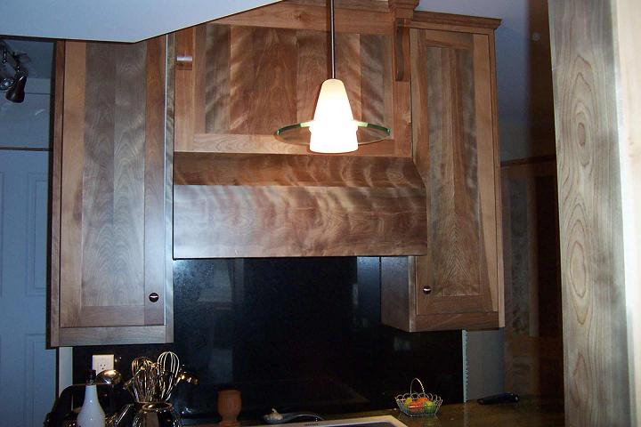 birch exhaust hood