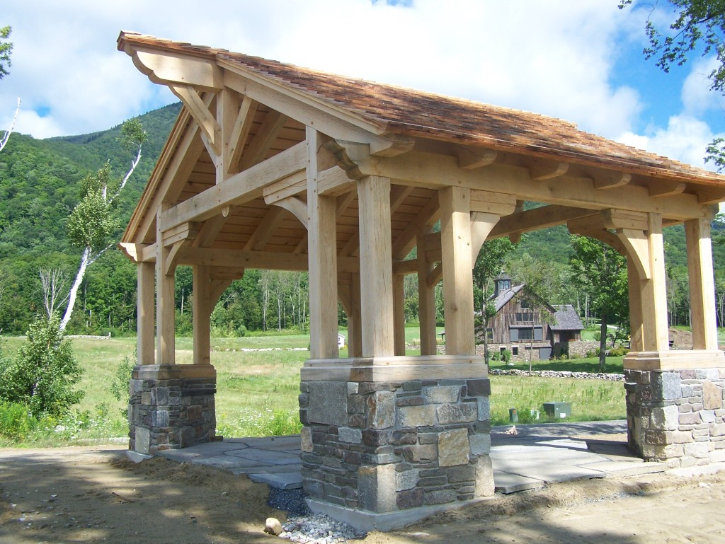 Post & Beam Structure